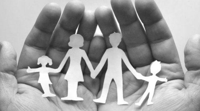 Сім'я — простір поступок і любові